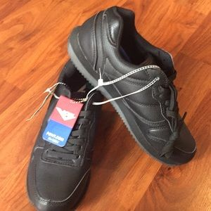 "NWT Black ""restaurant"" work shoes"